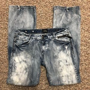 Rerock (Express) bootcut jeans